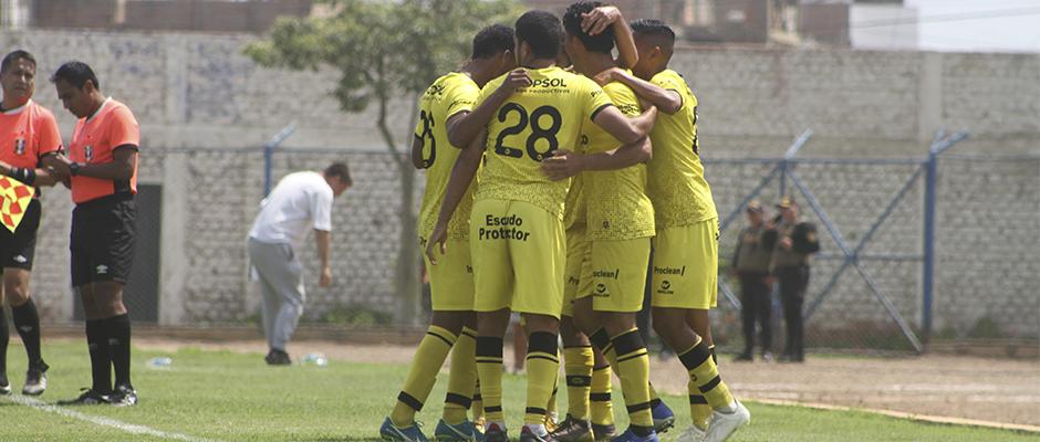 Liga 2, 1° ronda, playoffs, ida: Deportivo Coopsol ganó 1-0 a Santos F.C. en Huacho