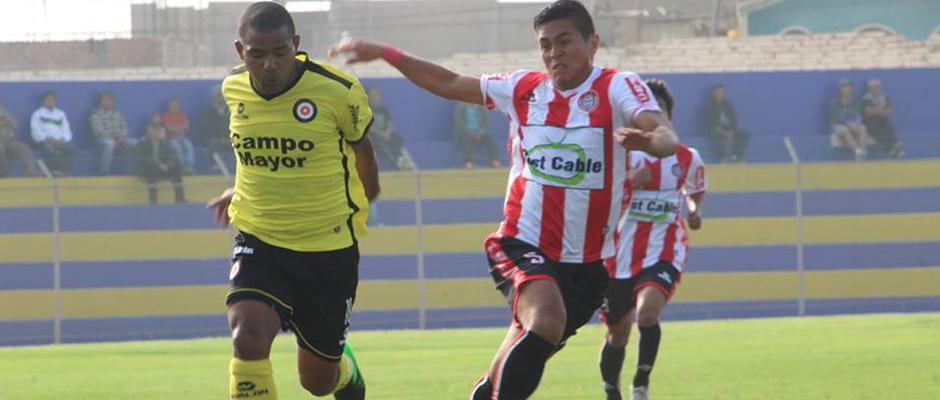 10° fecha: Coopsol empató 1-1, de visitante, ante Huaral