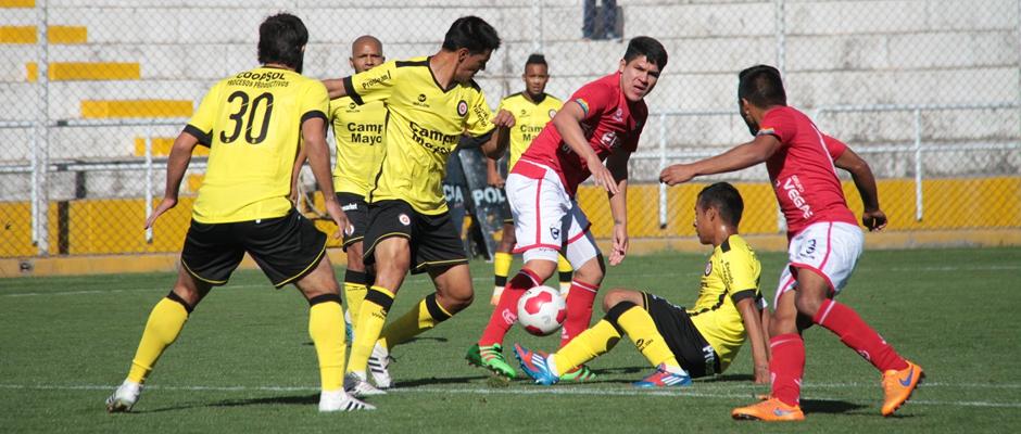 16° fecha: Deportivo Coopsol espera por Cienciano en Chancay