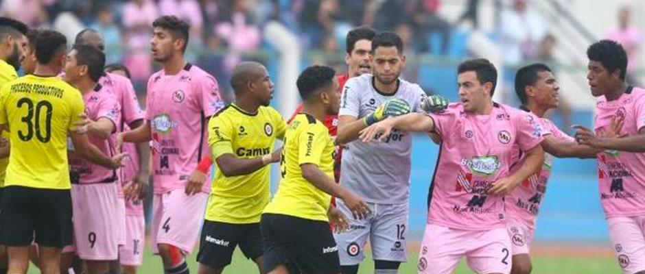 9° fecha: Deportivo Coopsol cayó 0-2 frente a Sport Boys en Chancay