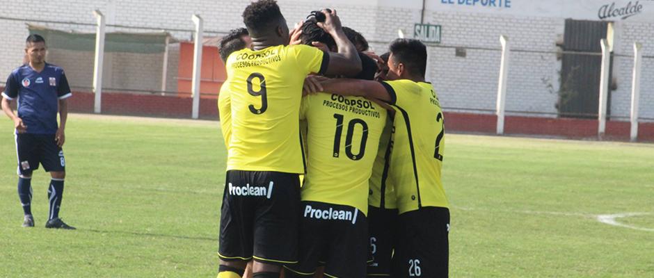 23° fecha: Coopsol venció 3-1 al Alfredo Salinas en Chancay