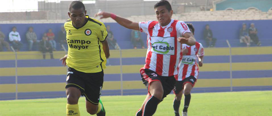 25° fecha: Deportivo Coopsol y Unión Huaral se enfrentarán en Chancay
