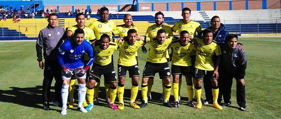 8° fecha: Coopsol derrotó 0-1 a Alfredo Salinas en Espinar, Cusco