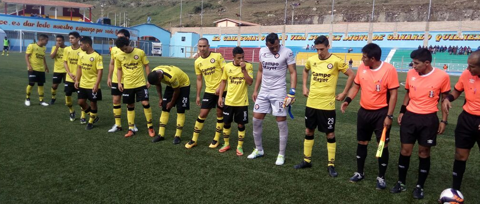 Fecha 14: En su visita a Hualgayoc, Deportivo Coopsol sacó un empate importante