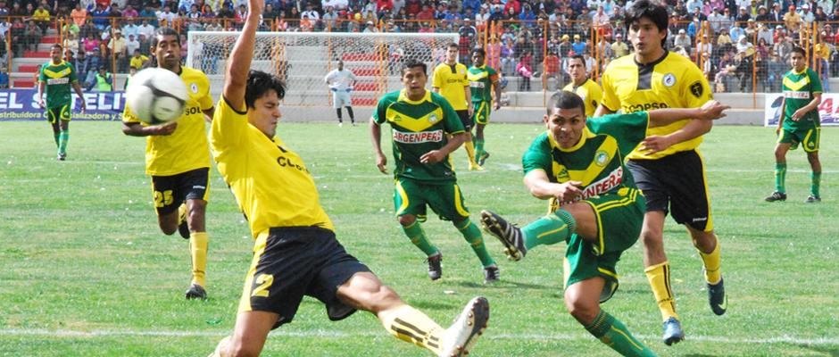 20° fecha: Coopsol fue derrotado 1-0 por Sport Áncash en Huaraz